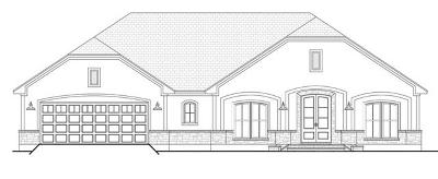 Lago Vista Single Family Home For Sale: 3007 Drake Cv