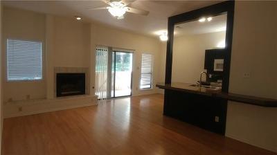 Travis County Condo/Townhouse For Sale: 9100 Mountain Ridge Dr #103