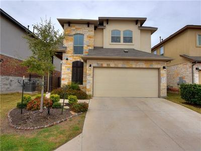 Cedar Park Single Family Home Pending - Taking Backups: 1401 Little Elm Trl #223
