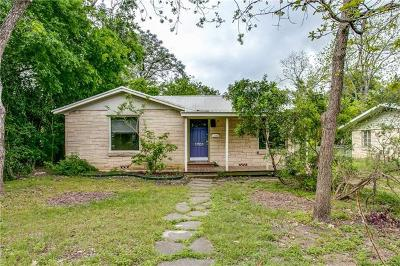 Single Family Home For Sale: 1701 W Saint Johns Ave