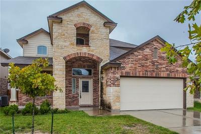 Jarrell Single Family Home For Sale: 256 Geode Ln
