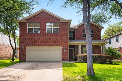 Round Rock Single Family Home For Sale: 1964 Creek Crest Way