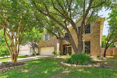Austin Single Family Home Pending - Taking Backups: 15105 Terra Verde Dr