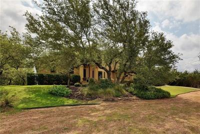 Dripping Springs Single Family Home For Sale: 404 N Canyonwood Dr