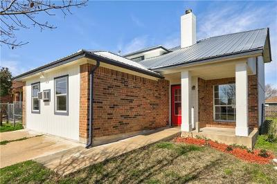 Austin Single Family Home For Sale: 7308 Colony Park Dr