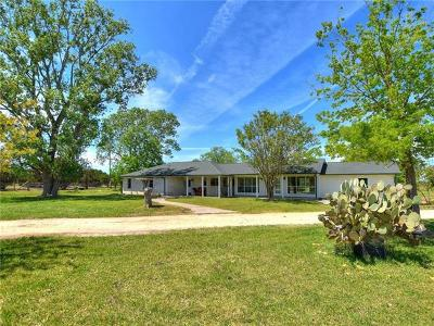 Williamson County Single Family Home For Sale: 730 Indian Springs Rd