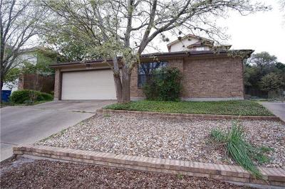 Austin Rental For Rent: 11421 Rustic Rock Dr #B