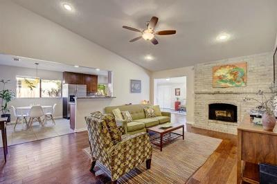 Austin Single Family Home For Sale: 5106 Loyola Ln