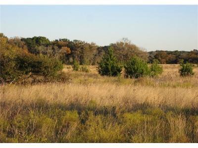 Leander Residential Lots & Land Pending - Taking Backups: 163 County Road 177