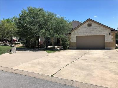 Dripping Springs Single Family Home Pending - Taking Backups: 300 Meadow Oaks Dr