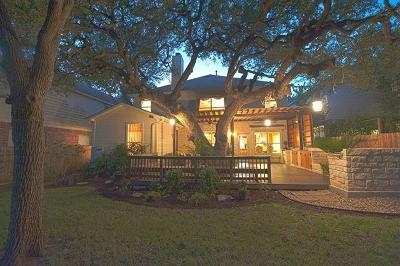 Hays County, Travis County, Williamson County Single Family Home Active Contingent: 11009 Mint Julep Dr