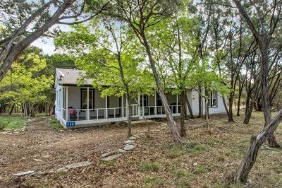 Dripping Springs Single Family Home Pending - Taking Backups: 130 Valley Ridge Dr