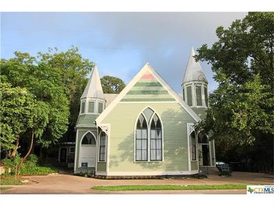 Hays County Single Family Home For Sale: 516 W Hopkins St