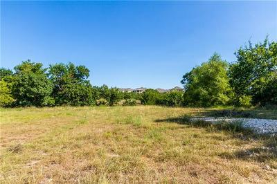 Leander Residential Lots & Land For Sale: 2304 First Vw