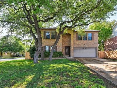 Cedar Park Single Family Home Pending - Taking Backups: 2100 Van Horn Cv