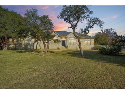 Dripping Springs Single Family Home Pending - Taking Backups: 500 Winchester Dr