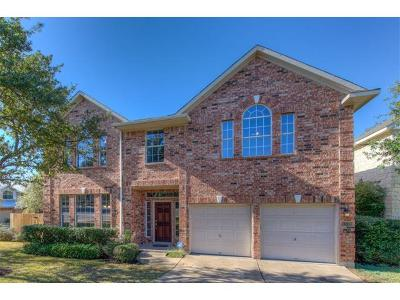 Travis County Single Family Home For Sale: 13500 Utah Flats Dr