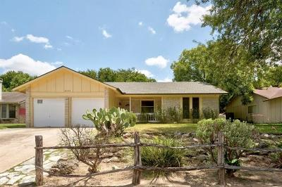 Austin Single Family Home For Sale: 6103 Wagon Bnd