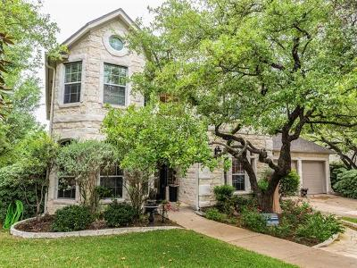 Round Rock Single Family Home For Sale: 2920 Forest Meadow Dr