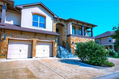 Austin, Lakeway Condo/Townhouse For Sale: 303 Lombardia #23B