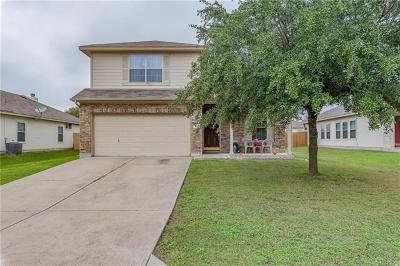 Hutto Single Family Home For Sale: 120 Flinn St