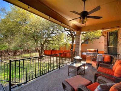 Cedar Park Single Family Home For Sale: 210 Belgian Bnd