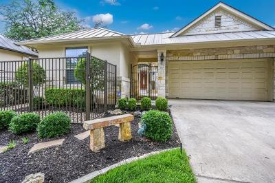 Cedar Park Single Family Home Pending - Taking Backups: 2905 Heathmount Dr