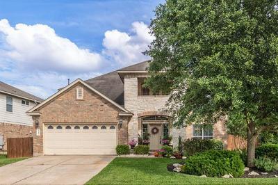 Cedar Park Single Family Home Pending - Taking Backups: 2314 Zoa Dr