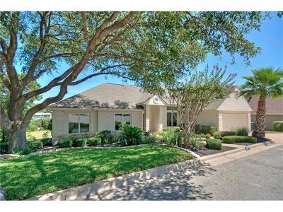 Austin Single Family Home Pending - Taking Backups: 5814 Misty Hill Cv
