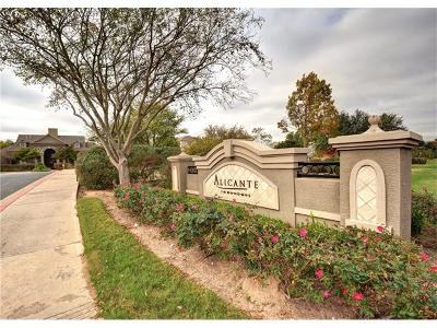 Austin Condo/Townhouse For Sale: 11203 Ranch Road 2222 #1703