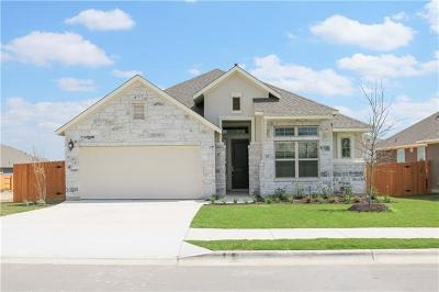 Georgetown Single Family Home For Sale: 513 Bell Boot Pass