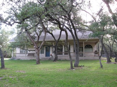 Leander Single Family Home Pending - Taking Backups: 116 Woodland Trl