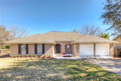 Single Family Home Pending - Taking Backups: 7506 Hill Meadow Cir