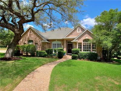 Austin Single Family Home Pending - Taking Backups: 10504 Crow Wing Cv
