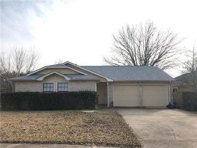 Single Family Home For Sale: 915 Peggotty Pl