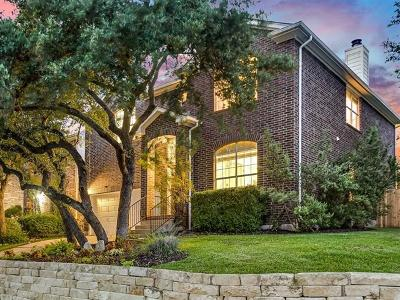 Austin Single Family Home Pending - Taking Backups: 4301 Canyon Glen Cir