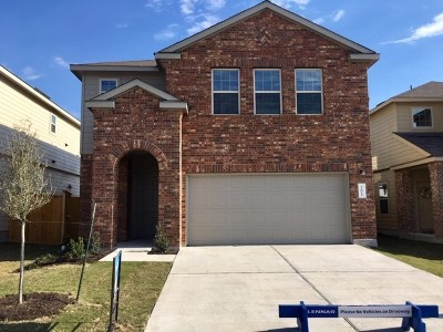 Jarrell Single Family Home For Sale: 201 Comet Dr