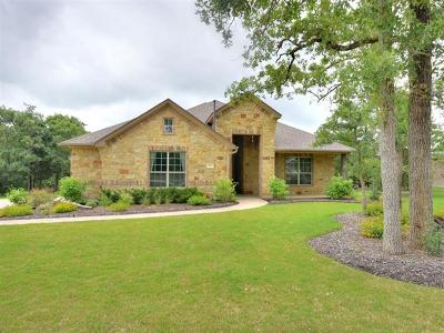 Bastrop County Single Family Home For Sale: 107 Tylee Cir