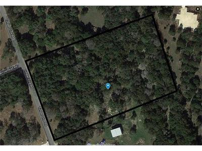 Georgetown Residential Lots & Land For Sale: 205 Timberline Rd