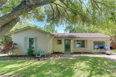 Single Family Home For Sale: 509 Wolverton Dr