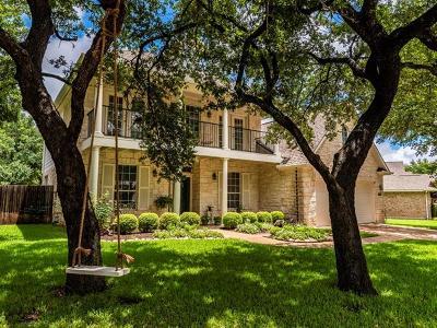 Cedar Park Single Family Home For Sale: 1606 Pagedale Dr