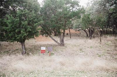 Reserve A Lake Travis, Reserve At Lake Travis, Reserve At Lake Travis Rev Residential Lots & Land For Sale: 1901 Barbaro Way
