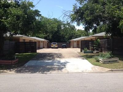Austin Multi Family Home For Sale: 5606 Joe Sayers Ave