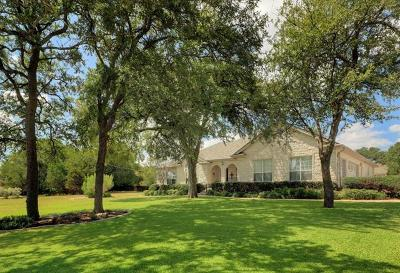 Georgetown Single Family Home For Sale: 306 Allen Cir