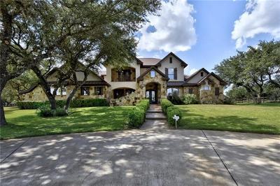 Johnson City Single Family Home For Sale: 347 Esperanza Trl