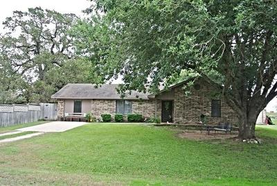 Bastrop County Single Family Home Pending - Taking Backups: 233 Lockhardt St