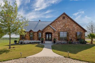 Taylor Single Family Home For Sale: 3265 County Road 419