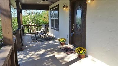 New Braunfels Single Family Home For Sale: 1210 Shady Holw