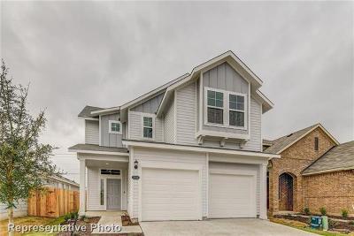 Georgetown Single Family Home For Sale: 265 Gaida Loop Loop