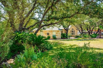 Spicewood Single Family Home Pending - Taking Backups: 22219 Briarcliff Dr